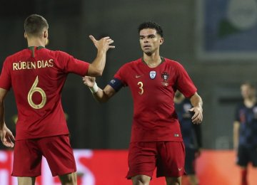 UEFA Nations League Opens  With a Whimper
