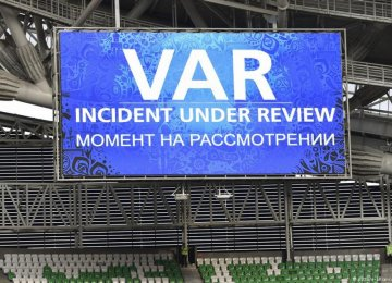 World Cup Russia to Embrace VAR