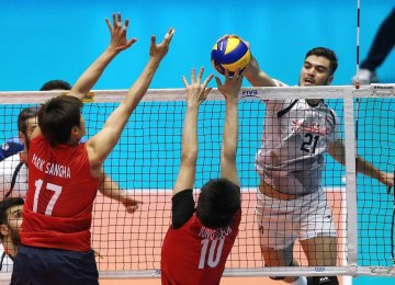National Volleyball Players Moving to European Clubs