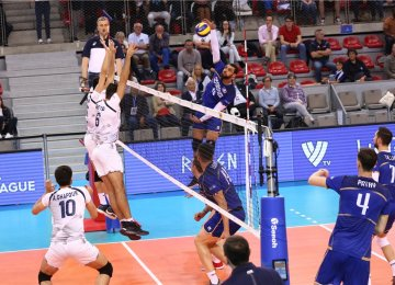 France led Iran 3-1 in their head-to-head record at world-level events coming into this match.