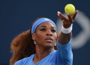 Serena Williams Returns
