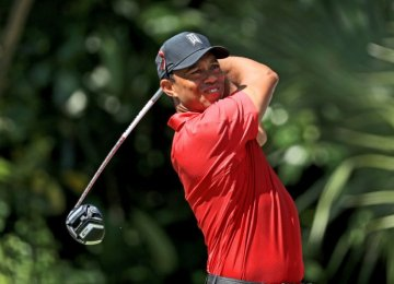 Tiger Woods Could Be a Threat Again
