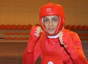 Female Fighters Win in Wushu Championships