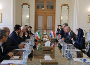 Call for Continuing Talks to Rescue JCPOA