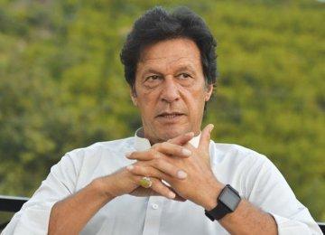 India's Modi, Pakistan's Khan Call for Regional Peace