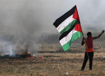 Israeli Gunfire Wounds 40 Palestinians in Renewed Gaza Protest