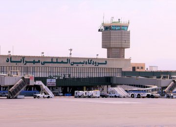 Two New Airlines Start Operations From Mehrabad Airport