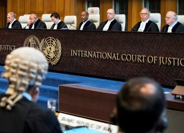 ICJ Rejects US Claims