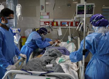 Corona Infections Top 104,000, Deaths at 6,541