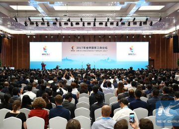 BRICS Summit Opens; China's XI Calls for Enhanced Mutual Trust, Coop.
