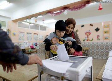 Algerians Vote for New Parliament