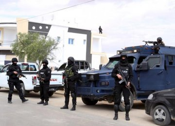 Amnesty Accuses Tunisia Security Forces of Abuses