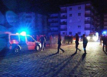 Car Bomb Blast Rocks Turkish Border Town