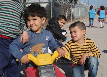 40% of Syrian Children in Turkey Not in School