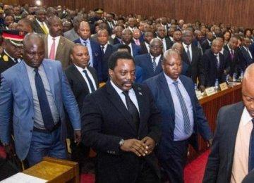 Joseph Kabila (C)