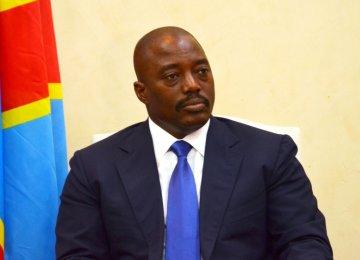 DR Congo Opposition Piles Pressure on Joseph Kabila