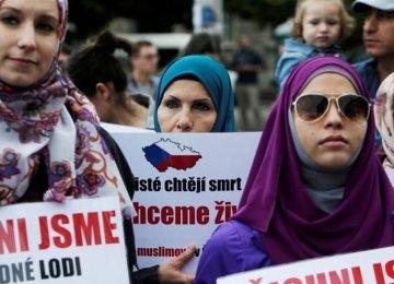 Czech Court Stays School Hijab Ban