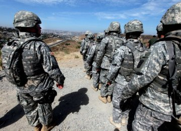 Texas Sends Nat'l Guard Troops to Mexico Border