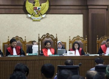 Indonesian Politicians Implicated in Major Graft Case