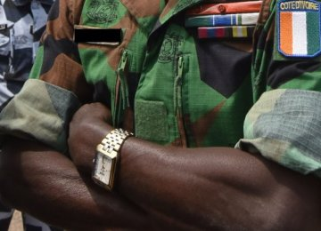 Ivorian Soldiers' Mutiny Ends