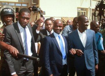 Kenyan Union Officials Jailed Over Strike