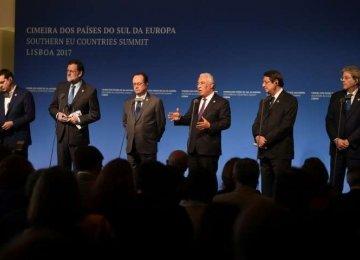 Call for United European Response to Washington
