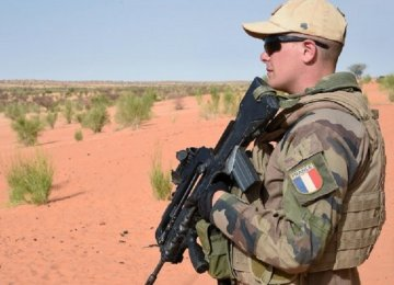 A French soldier in Mali (File Photo)