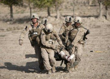 US Marines Return to Helmand Province