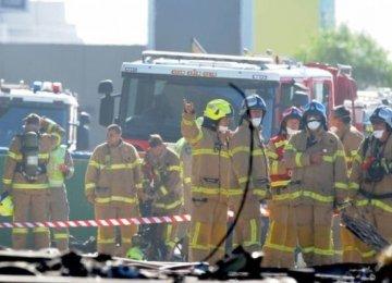 5 Killed in Melbourne Plane Crash