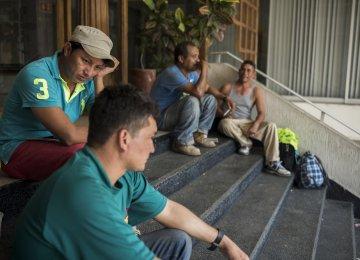 Mexico Asylum Applications Surge in Post-Trump Era