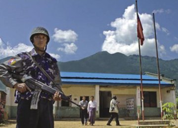 160 Killed in Border Clashes Between Myanmar, China