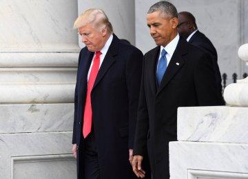 Obama Spokesman: Trump Phone Tapping Claim False