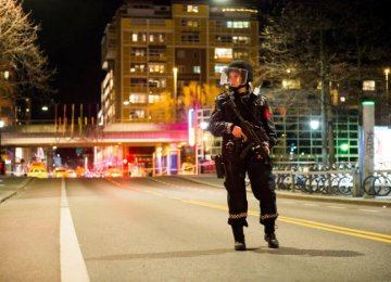 Norway Police Defuse Explosive Device in Oslo