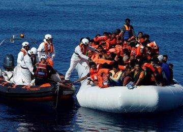 Rescues Save 2,000 Asylum Seekers From Mediterranean Sea