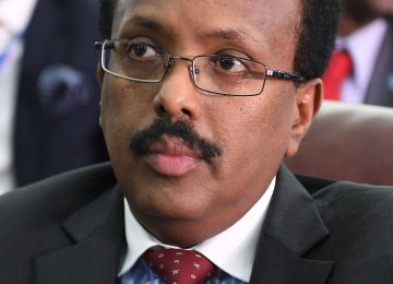 Somalia Wakes Up  to New President