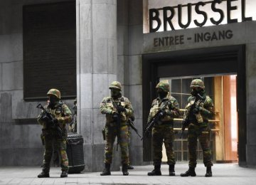 Brussels Bombing Suspect Charged Over Paris Attack