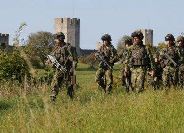 Sweden Introduces Military Conscription for Men, Women