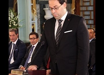 Tunisian PM Booed Out of Town  Hall Meeting