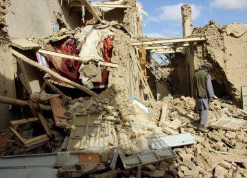 NATO Air Raids Kill 18 Civilians in Helmand