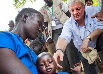 UN: South Sudan Blocks Aid