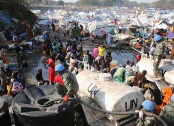 UN Calls for Urgent Resolution of S. Sudan Crisis