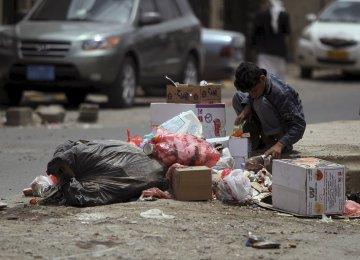 UN: Yemen Could Suffer  Famine in 2017