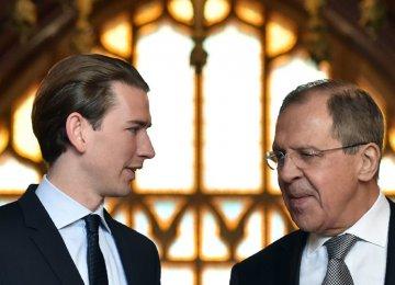 "Russia Considers Austria's OSCE Program ""Pragmatic"""