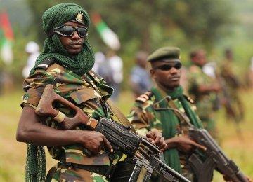 Burundi Minister Shot Dead