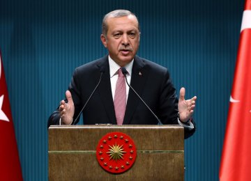 New Turkey Constitution Gives Total Control to President