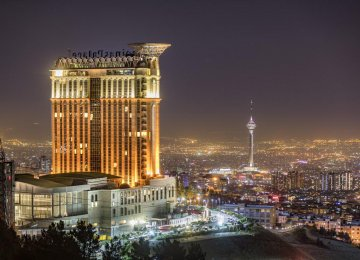 Iran's Top 8 Hotels in 2019
