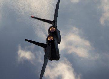 Two Israeli Warplanes Attack Syrian Airbase