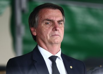 Brazil Election Frontrunner Leaves Intensive Care