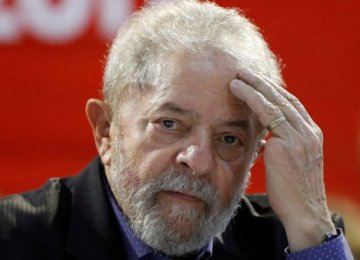 Brazil's Lula Turns Himself In to Police After Tense Showdown