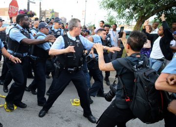 Protests Erupt in Chicago After Man Killed by Police